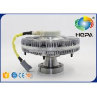 China Black + Silver Excavator Spare Parts / CAT 325D Car Engine Cooling Fan Clutch 281-3589 on sale
