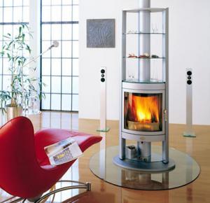 GLK-HP01 wood burner stove