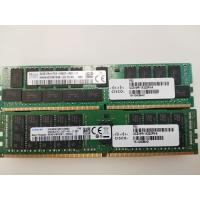Buy cheap 32GB DDR4-2400 PC4-19200 Registered ECC Memory UCS-MR-1X322RV-A For UCS B200 M4 from wholesalers