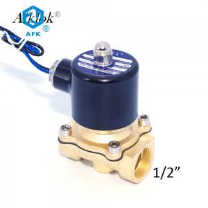 Buy cheap Zero Pressure Water Dispenser Solenoid Valve 110 Volt Viscosity Below 20CST product