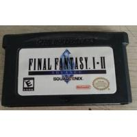 Buy cheap Final Fantasy I & II - Dawn of Souls GBA Game Game Boy Advance Game Free Shipping product