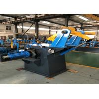 Buy cheap 0.5 - 4.0mm Thickness Steel Slitting Lines Cut To Length 260KW product