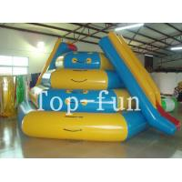 Buy cheap PVC Inflatable Water Parks , Inflatable Playground For Rental Durable product