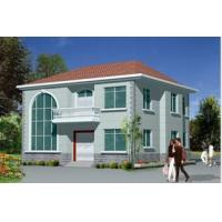 Buy cheap Light Steel Frame House / Prefabricated Houses For Villa product