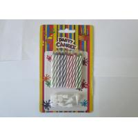 Buy cheap Birthday Cake Magic Relighting Candles / Twisted Birthday Candles CE Approved product