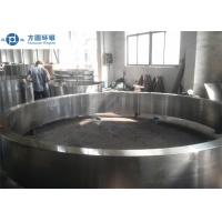 Buy cheap WB36 Carbon Steel Forgings Ring Forged Shaft for Pressure equipment product