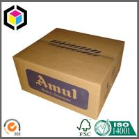 China RSC Style FEFCO 0201 Color Print Corrugated Box; Regular Slotted Carton Box on sale