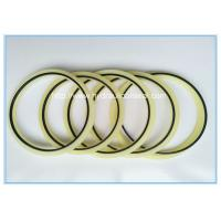 Buy cheap Excavator Spare Parts Rod Buffer Seal Oil Resistance NBR/ PU Material product