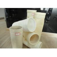 Buy cheap Nonwoven Dust Industrial filter bag PTFE membrane PPS P84 FMS filter socks from wholesalers