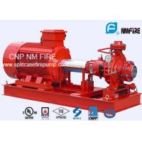 Buy cheap NFPA20 Package End Suction Fire Fighting Pump System 141~102 PSI product