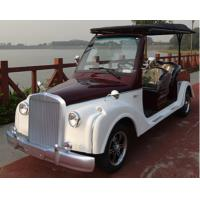 Buy cheap High Performance Electric Sightseeing Car Electric Tourist Vehicles 800kg Weight product