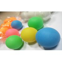 Buy cheap ABS 40+MM New Material Poly Colored balls, Custom Ping Pong Balls For Entertainment product