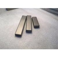 Buy cheap Hip Processed Carbide Wear Strips , Professional Tungsten Carbide Square Bar For Vsi Crusher Machine product