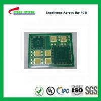 Buy cheap Medical Custom Circuit Boards 8L FR4-S1000-2M 1.6MM 0.2MM Hole 217.97X167.84mm from wholesalers