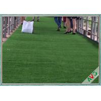 Customized Most Popular City Green Turf Artificial Grass Easy Installation