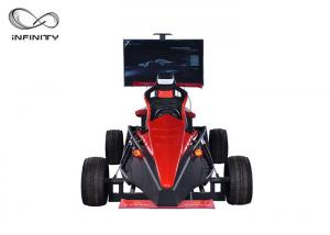Buy cheap Deepon VR Glasses 1 Person F1 VR Racing Car Gaming Machine product