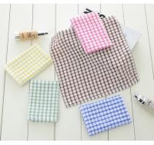 Buy cheap 6 Colors Custom Plain Tea Towels , Eco - Friendly Waffle Weave Kitchen Towels  product