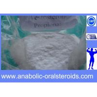 Quality 99% Steroid Testosterone Propionate / Test P 57-85-2 For Muscle Building for sale