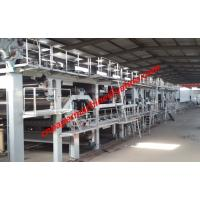 Buy cheap 3600mm Three-wire fourdrinier kraft paper machine from wholesalers