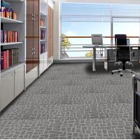 China EAKA contemporary cheap high quality pp washable with pattern durable china suppliers pvc fireproof carpet tile on sale