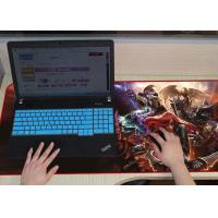 Quality Large Gaming Mouse Pad 800x400x3MM Customized Photo Polyester For Computer for sale