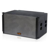 Quality Compact 2x18 Line Array Speakers with Titanium Compression Driver for sale