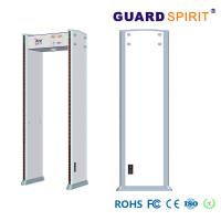 Buy cheap Counter Record Army Walkthrough Metal Detector Gate With Battery Backup product