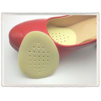 China Dotted Latex Front-Half Shoes Insoles Inserts Cushions Pads Support on sale