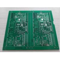 Buy cheap Double Sided FR4 Printed Circuit Board Assembly HASL Lead Free Surface IPC Class 2 product