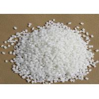 Buy cheap White Fiberglass Reinforced Polyamid PA 6 Round Granule For Power Tool Parts product