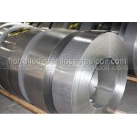 Buy cheap 0.14mm - 3.0mm Cold Rolled Thin Stainless Steel Strips with 2B finished product