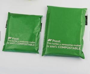 China Padded Bubble Inside Compostable Mailing Bags on sale