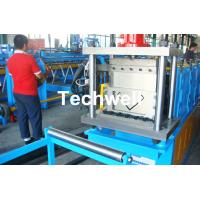 Buy cheap Solar Support Structure Roll Forming Equipment , 1.2 - 1.6 mm Thick Roll Former Machine product