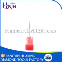Stainless Steel Shank Cuticle Nail Drill Bits For Thick Toenails HXH0108D