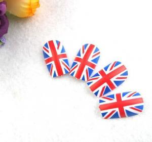 Buy cheap NT-1523 24pcs/box England Nail Tips Whith Glue product