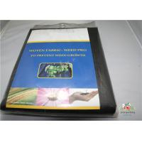 Buy cheap Easy Plant Garden Plant Accessories Weed Barrier Fabric With Planting Hole product