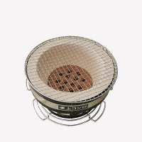 Buy cheap PORTABLE USE Small Japanese Yakitori CERAMIC charcoal barbecue grill from wholesalers