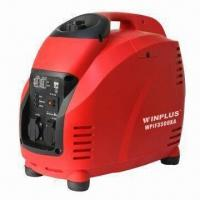 Buy cheap Inverter Gasoline Generator with 3.5kVA Maximum AC Output and 149.5cc product
