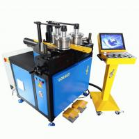 Buy cheap Automatic CNC Pipe Bending Machine PLC Control For Carbon / Stainless Steel product