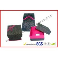Buy cheap Customized Design Offset Printing Apparel Gift Boxes , Jewelry / Ring Gift Box product