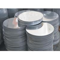 China 0.4-4.0mm A1060 Aluminum Round Disc Low Density Light Weight For Cookware / Lights for sale