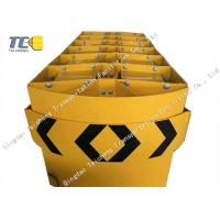 Buy cheap Q235 Q345 Temporary Crash Cushion Prevent Vehicle Impact long service life product