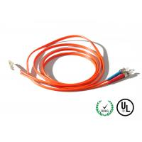 Buy cheap OM1 Multimode Fiber Patch Cord product