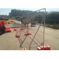 Buy cheap AS4687-2007 Standard China Temporary Fence 2100m x 2400mm Mesh Opening :60mm x from wholesalers