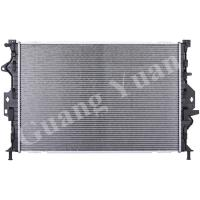 Quality Ford Aluminium Car Radiators Automatic Transmission For Engine Cooling System for sale