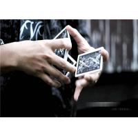 Buy cheap Awesome Black Cross Card Magic Card Tech Poker Card Skills For Magic Show product