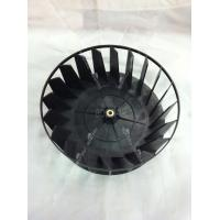 China ac smoke exhaust fan forward curved dual inlet 146mm on sale