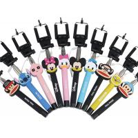 Buy cheap Wholesale cartoon selfie stick, cartoon monopod for IPhone, Samsung and any smart phone product