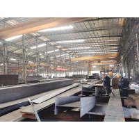 Buy cheap DIN H Section Column Beam Q235 Q355 Poultry Farm Structure product