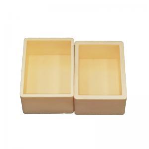 Buy cheap High temperature resistance furnace 99% alumina ceramic trays/sagger product